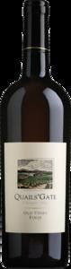 Quails' Gate Old Vines Foch 2017, BC VQA Okanagan Valley Bottle