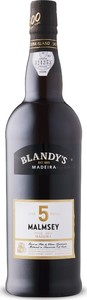 Blandy's 5 Year Old Malmsey Rich Madeira, Doc Bottle