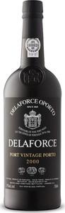 Delaforce Vintage Port 2000, Doc Bottle