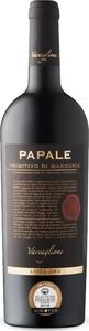 Papale Linea Oro Primitivo Di Manduria 2015, Dop Bottle