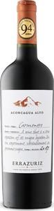 Errazuriz Aconcagua Alto Carmenère 2017, Do Valle De Aconcagua Bottle