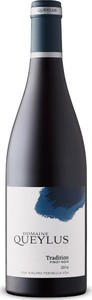 Queylus Tradition Pinot Noir 2016, VQA Niagara Peninsula Bottle