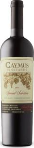 Caymus Special Selection Cabernet Sauvignon 2015, Napa Valley Bottle