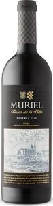 Muriel Fincas De La Villa Reserva 2014, Doca Rioja Bottle