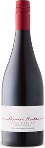 Norman Hardie County Unfiltered Pinot Noir 2017, VQA Prince Edward County Bottle
