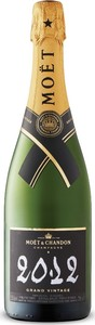 Moët & Chandon Grand Vintage Extra Brut Champagne 2012, Ac Bottle