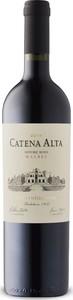 Catena Alta Historic Rows Malbec 2016, Mendoza Bottle