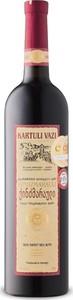Kartuli Vazi Limited Edition Semi Sweet 2018, Pdo Kindzmarauli, Kakheti Bottle