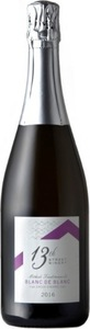 13th Street Blanc De Blanc 2017, VQA Creek Shores Bottle