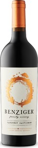 Benziger Cabernet Sauvignon 2016, Certified Sustainable, Sonoma County Bottle