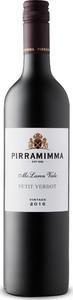 Pirramimma Petit Verdot 2016, Mclaren Vale, South Australia Bottle