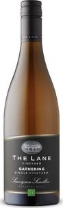 The Lane Gathering Single Vineyard Sauvignon/Semillon 2016, Adelaide Hills, South Australia Bottle