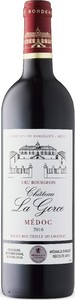 Château La Gorce 2016, Cru Bourgeois, Ac Médoc Bottle