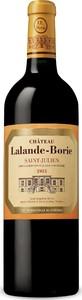 Château Lalande Borie 2015, Ac St Julien Bottle