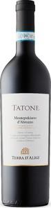 Terra D'aligi Tatone Montepulciano D'abruzzo 2015, Doc Bottle