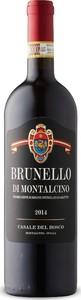 Casale Del Bosco Brunello Di Montalcino 2014, Docg Bottle