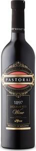 Kvint Pastoral Red Wine Liqueur, Republic Of Moldova Bottle