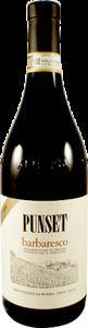 Punset Barbaresco Docg Basarin 2013 Bottle