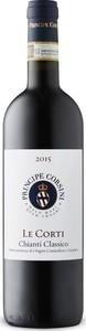 Principe Corsini Le Corti Chianti Classico Docg 2016 Bottle