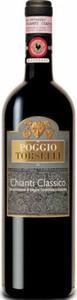 Poggio Torselli Chianti Classico Docg 2016 Bottle