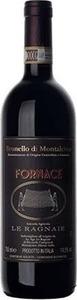 Le Ragnaie Brunello Di MontalcinoDocg La Fornace 2015 Bottle