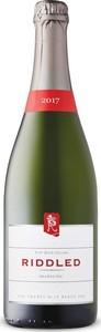 Flat Rock Sparkling (Crown Cap Closure) 2006, Traditional Method, VQA Twenty Mile Bench, Niagara Escarpment, Ontario Bottle