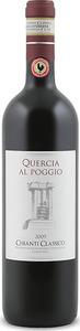Quercia Al Poggio Chianti Classico Docg 2016 Bottle