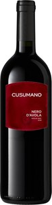 Cusumano Nero D'avola 2018 Bottle