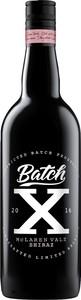 Batch X Shiraz 2017, Mclaren Vale Bottle