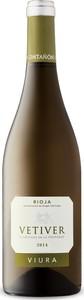 Vetiver Viura 2014, Doca Rioja Bottle