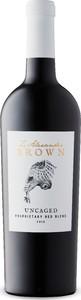 Z. Alexander Brown Uncaged Proprietary Red Blend 2016, North Coast Bottle