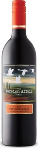The Foreign Affair Conspiracy 2017, VQA Niagara Peninsula Bottle