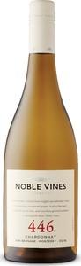 Noble Vines 446 Chardonnay 2017, San Bernabe, Monterey Bottle