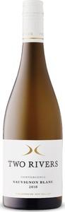 Two Rivers Of Marlborough Convergence Sauvignon Blanc 2018, Marlborough, South Island Bottle