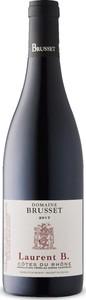 Domaine Brusset Laurent B. Côtes Du Rhône 2017 Bottle