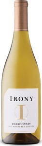 Irony Chardonnay 2017, Monterey County Bottle