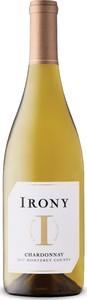 Irony Chardonnay 2017, Monterey County Bottle