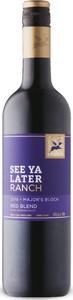 See Ya Later Ranch Major's Block 2016, BC VQA Okanagan Valley Bottle