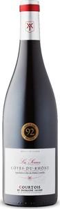 Courtois La Source Côtes Du Rhône 2019, Ac Bottle