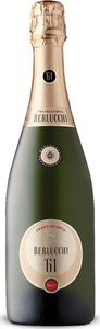 Berlucchi '61 Brut Franciacorta, Docg, Lombardy, Italy Bottle