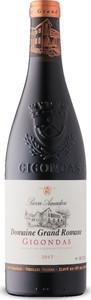 Pierre Amadieu Domaine Grand Romane Cuvée Prestige Vieilles Vignes 2017, Ac Gigondas Bottle