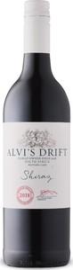 Alvi's Drift Signature Shiraz 2018, Wo Western Cape Bottle