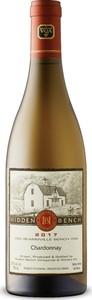 Hidden Bench Estate Chardonnay 2017, VQA Beamsville Bench, Niagara Escarpment Bottle