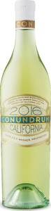 Conundrum White 2016, California Bottle