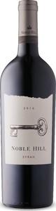 Noble Hill Syrah 2016, Wo Simonsberg Paarl Bottle