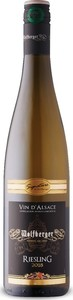 Wolfberger Signature Riesling 2018, Ac Alsace Bottle