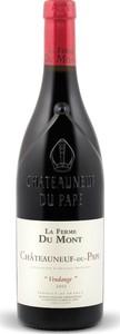 Le Ferme Du Mont Vendange Châteauneuf Du Pape 2017, Ac Bottle