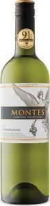 Montes Limited Selection Leyda Vineyard Sauvignon Blanc 2018, Leyda Valley Bottle