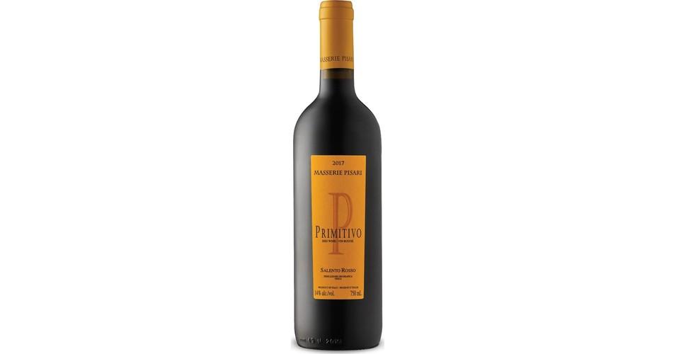 Masserie Pisari Primitivo 2017 - Expert wine ratings and ...