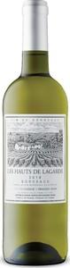 Château Les Hauts De Lagarde Blanc 2018, Ac Bordeaux Bottle